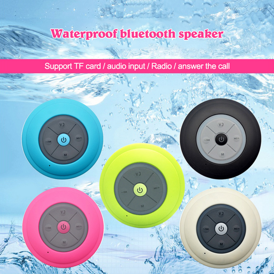 Q9 Newest Music Bluetooth speaker FM Radio TF card Audio ,Mini speaker wireless waterproof bluetooth speaker