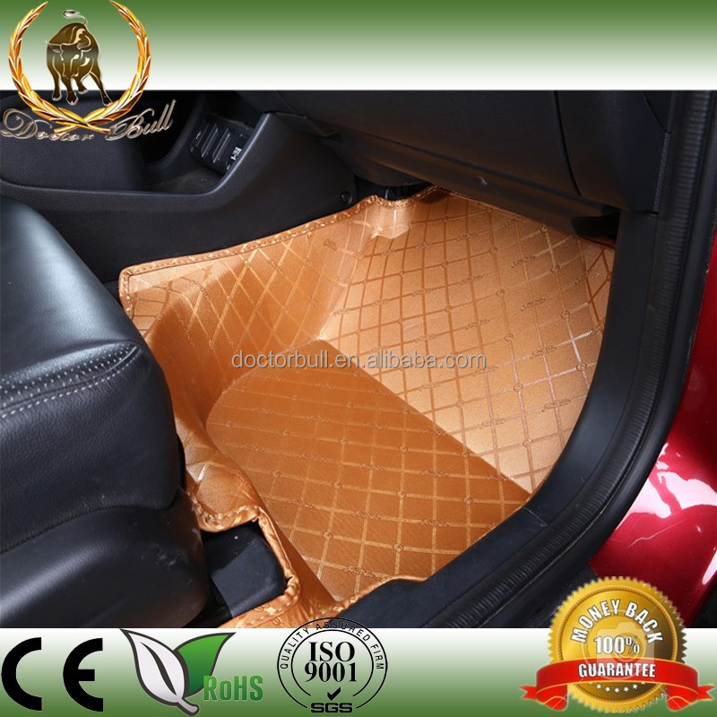All weather floor mat for all cars
