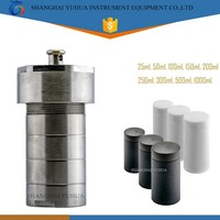 150ML Hydrothermal Synthesis Autoclave Reactor,PTFE Lined Vessel