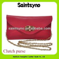 13076A New fashion leather handbag