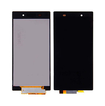 Factory original oem mobile repair parts for sony xperia z1 lcd screen,for sony lcd