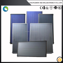 solar thermal;flat plate solar panel solar collector