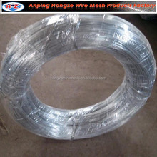 hot dipped galvanized iron wire/HD Gi wire ( ISO9001 Manufacturer)