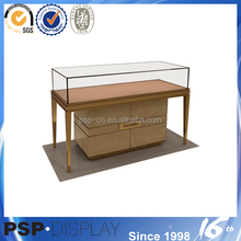 2014 new design lacquer wood neck set jewelry display