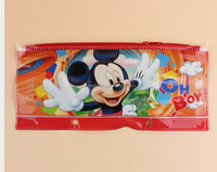 Pvc plastic bag, small pvc pouch, pvc pencil pouch