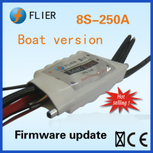 OEM acceptable 250A 8S water-cooled brushless controller motor esc for boat