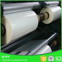 Hot sale BOPP soft touch lamination film