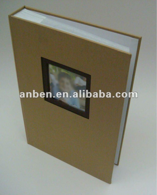 4x6 300 glue bound baby boy photo album