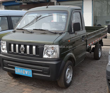 Zhengzhou Dongfeng 1000cc Gasoline Enine 1Ton 4x2 Mini Truck With Single/Double Cabin Cargo Truck