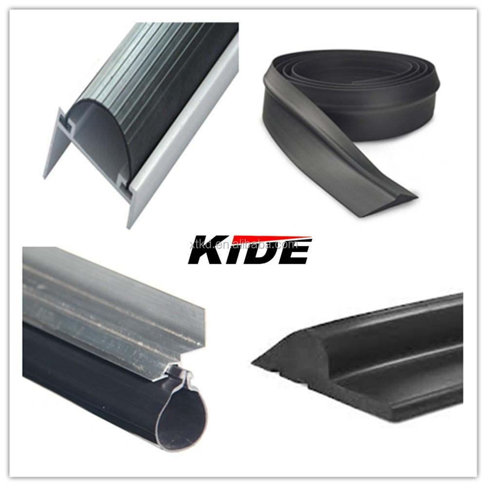Rubber garage door seal for top and side door buy rubber for Door rubber seal