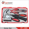 RIGHT TOOLS NEW SET RT-J385 15 PCS HOUSEHOLD TOOL SET