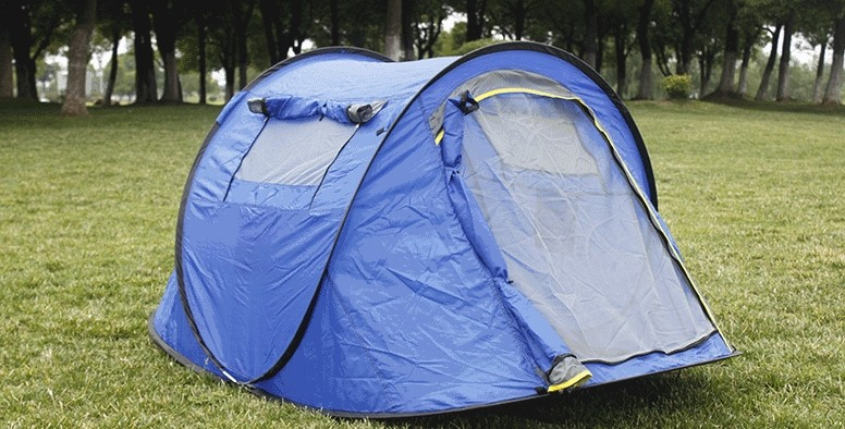 Leisure quick open four seasons tent camp/Tent Quick Automatic Opening Camping Outdoor Tent