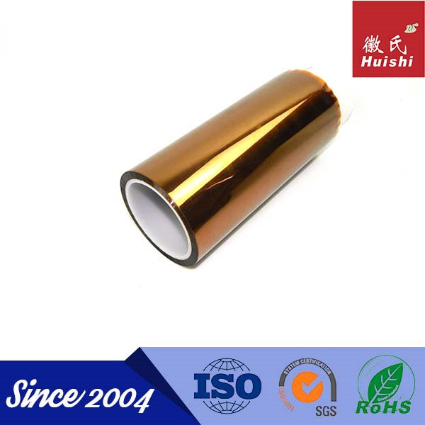 Silicone adhesive solvent 0.75mm thickness polyimide tape