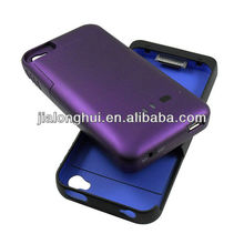 Hot sale 1900mAH Battery Case for iPhone 4 4G 4S Battery Pack External Battery Case