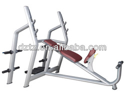 Body Strong Chest Exercise Fitness Equipment Olympic Incline Chest Bench Incline Up Bench TZ-6030