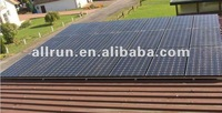 2012 NEW DESIGN 10KW OFF GRID solar system WITH A GRADE SOLAR PANEL