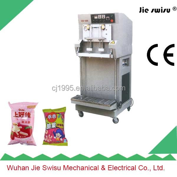 single chamber vacuum packaging machine for fish fillet