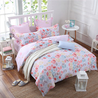 100%cotton yarn dyed printed bedding patchwork queen size comforter sets textiles