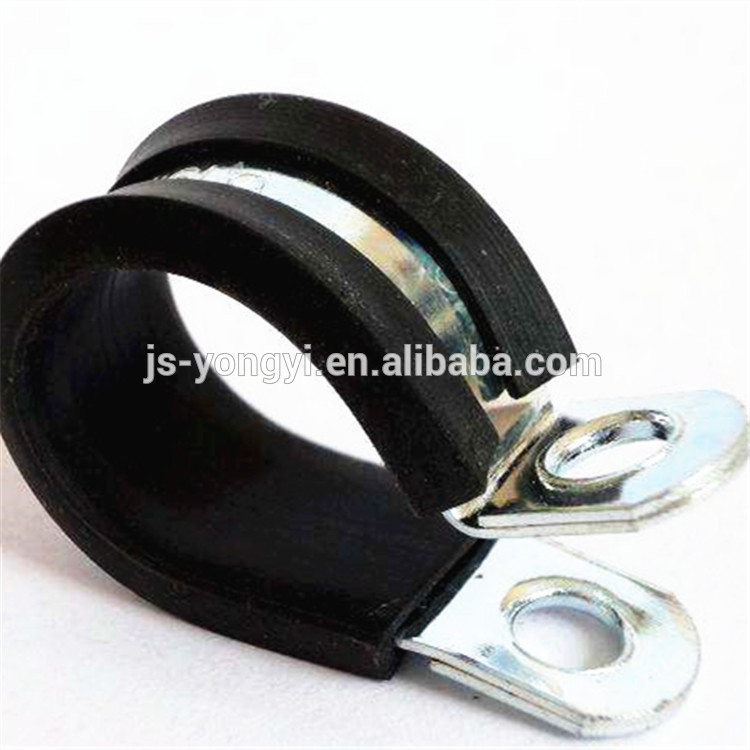 2017 New rubber coated wire clip for sale