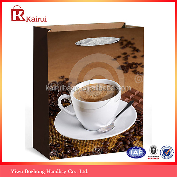 High-Grade Coffee Packing Bag For Coffee Shop