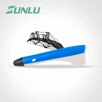 OEM best children gift magic art drawing 3d creative printer pen 3d printing pen