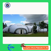 Outdoor used's high quality and cheap price inflatable multi-function stretch inflatable tents