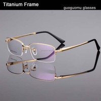 2016 Hot-sale titanium frame,new model eyewear frame glasses