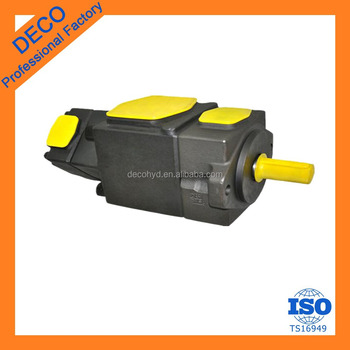 PV2R12 series double stage hydraulic multistage vane pump