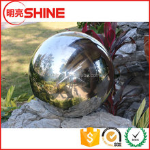 "Mirror Polished 60cm 24"" Large Hollow Stainless Steel Balls"