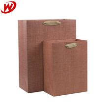 Alibaba Com Wholesale Custom Simple Design Craft Fancy Unique Ribbon Tie Gift Paper Bag