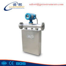 0.2% High Accuracy Stainless Steel Coriolis Refrigerant Mass Flow Meter Rate Measurement Coriolis Flow And Density Meters