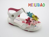 leather baby shoes kids sandal design