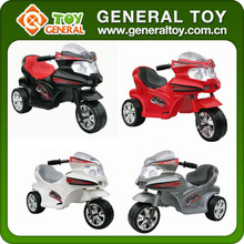 86*48*57cm 6V4A Plastic Children Toy Electric Motor Car For Kids With Light Music