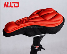 Comfortable neoprene bicycle seat pad cover/bike saddle cover