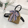 SWTR1795 handbags summer bags,triangular bag single shoulder braided women beach bag