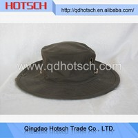 Hot china products wholesale fabric bucket hat pattern