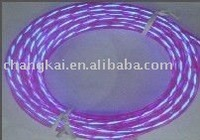5.0mm High Brightness Purple EL chasing wire