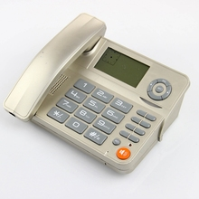 China factory direct office/hotel/home use stationary phone