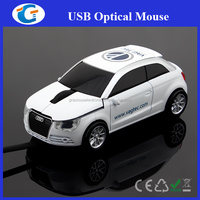 Promotional Item Racing Car Wireless Mouse For Sale