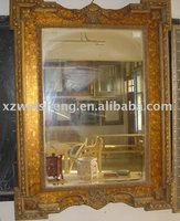 Solid Wooden carving Mirror Frame