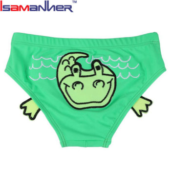 Best quality 100% polyester boys cartoon printed underwear