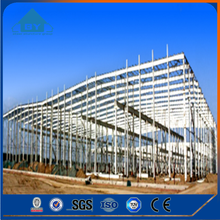 prefabricated steel structure warehouse workshop, shed, hangar