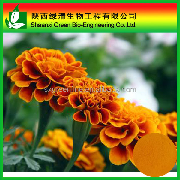 factory price lutein and zeaxanthin powder