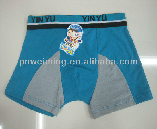 new arrival little boys underwear panties