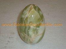 NATURAL COLOR ONYX EGGS HANDICRAFTS