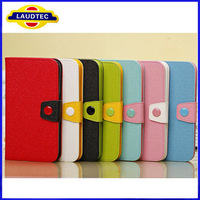 Hot Selling For Samsung Galaxy S4 Wallet Case,Leather Flip Cover for Samsung Galaxy S4