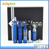 Drop shipping evod 4 in 1 no flame e-cigarette with competitive price