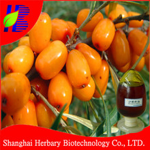 2017 Hot sale herbal oil seabuckthorn oil for antioxidant