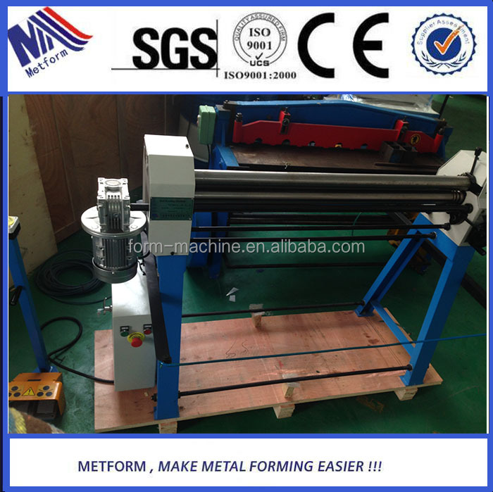 factory supply ESR-1300X1.5 electric slip roll machiner press brake