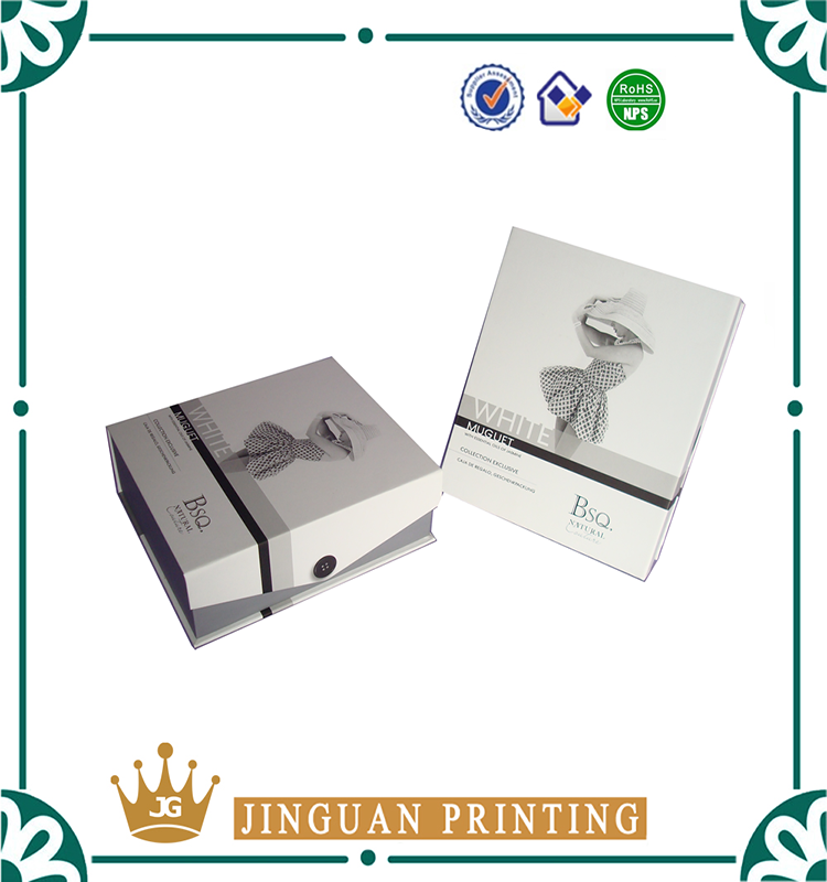 2017 professional customized printed paperboard cosmetic paper box